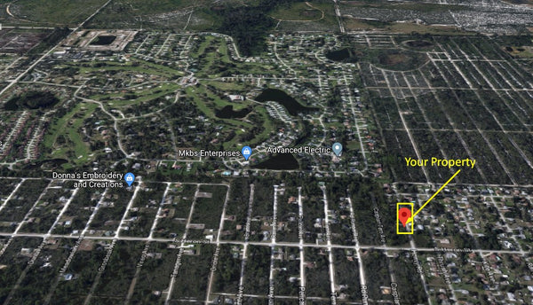 Residential .17 Acre Lot Close to Lake Jackson and Golf Hammock Golf Club