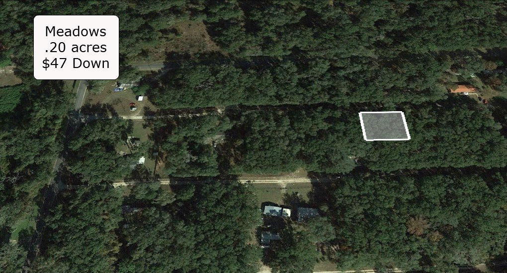 .20 Acre Pristine Lot at The Meadows -Owner Finance