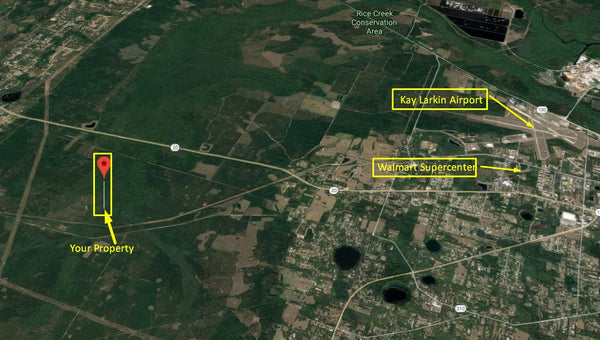 Chance of Great Investment! 1.06 Acre Prime American Land