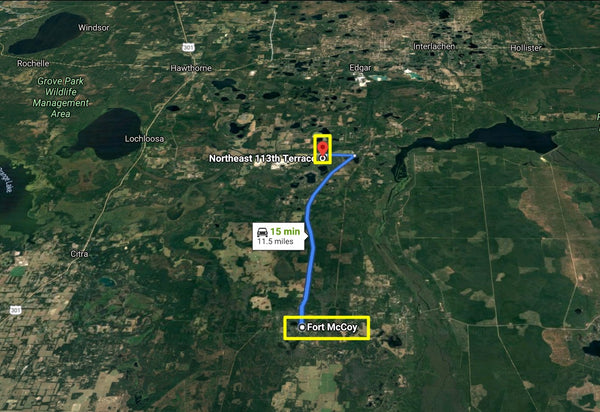 Live like a king! .22 Acre Lot, Mobile Friendly - Owner Finance Available