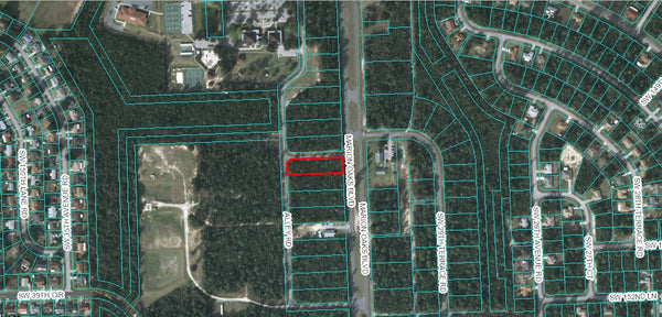 .72 Acre Commercial Corner Lot on Marion Oaks Blvd In Bustling Area