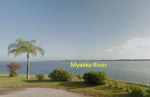 Beautiful .23 Acre Lot on Paved Road Close to Myakka River in Port Charlotte