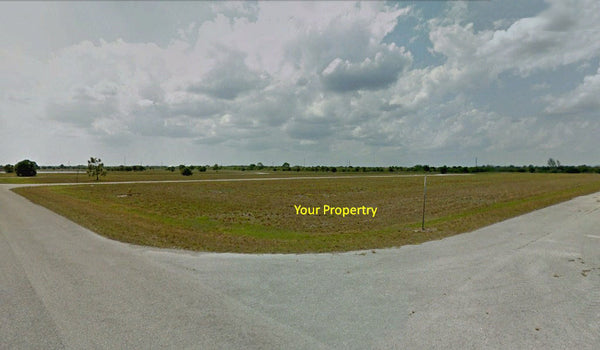 Finding A Corner and Cleared Lot? Own This .19 Acre on Paved Road