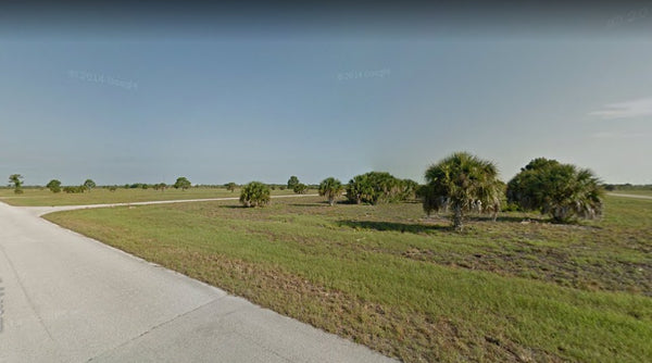 Finding A Corner and Cleared Lot? Own This .17 Acre on Paved Road