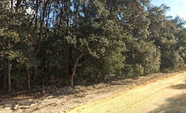 Oversized .35 acre Double lot With Owner Fiance. Ready for your Mobile home!!