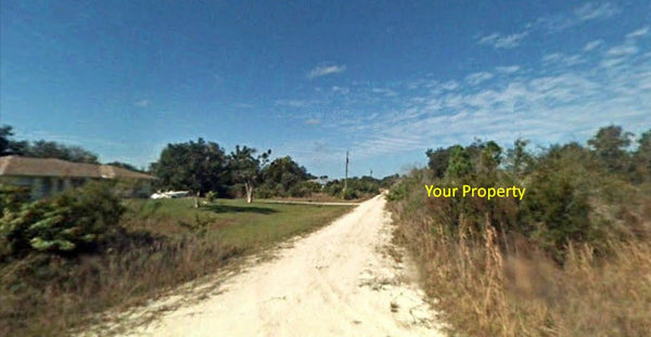 .26 Acre Lot in Punta Gorda for Own or Invest -Minutes to Peace River