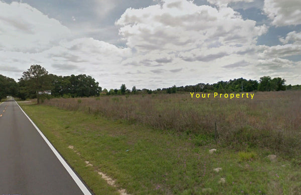 221.75 Acres Near I-75 and adjacent to SummerGlen Golf Community