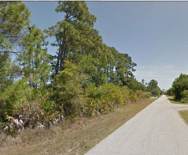 Pristine .23 Acre Lot on Paved Road Close to Port Charlotte Town Center