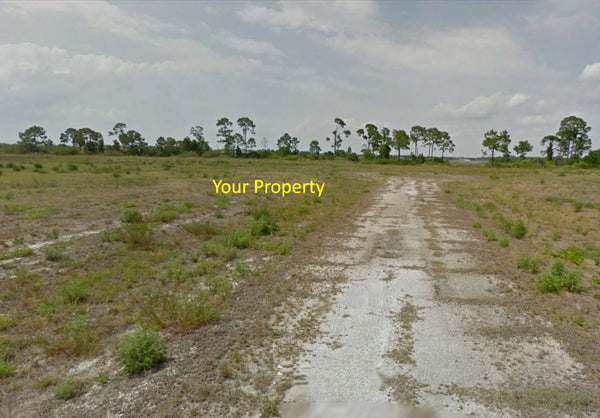 .23 Acre Cleared Lot in Cape Coral-Walking Distance to Tranquility Lake