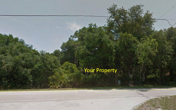 .26 Acre Amazing Buildable Lot near Many Different Amenities-Owner Finance