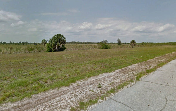 .17 Acre Cleared Waterfront Lot on Paved Road-Fishing Opportunity on Backyard