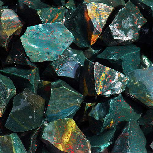 Crystal Profile: Bloodstone