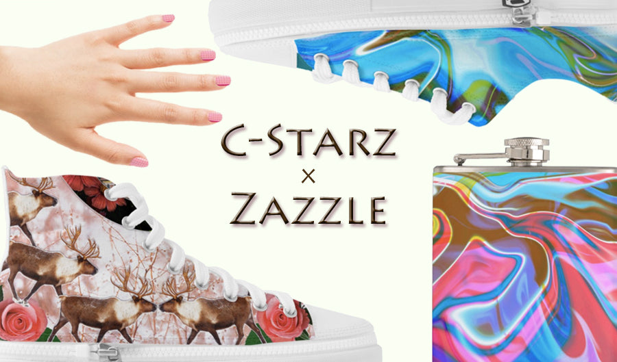 C-Starz Shoes, Hip Flask Gift for him