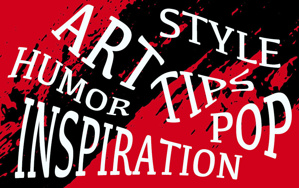 C-STARZ blog - Art, Inspiration, Pop, Style, Tips