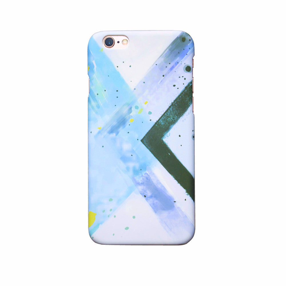 Monday iPhone 6/6s Case Urban Style Accessory For Creative Design Art Lovers