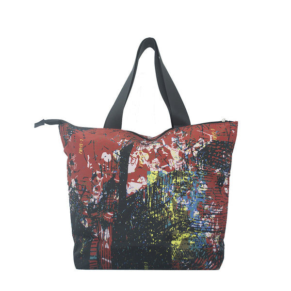 C-Starz Street Art Tote Bag Holiday Gift For Hippies Teens