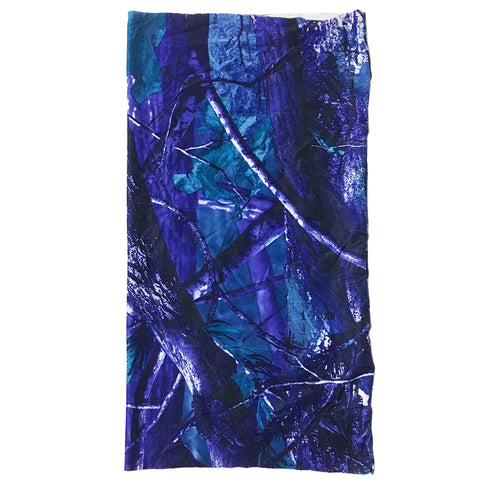 Night Forest Seamless Bandana