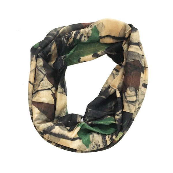 Brown Forest Seamless Bandana