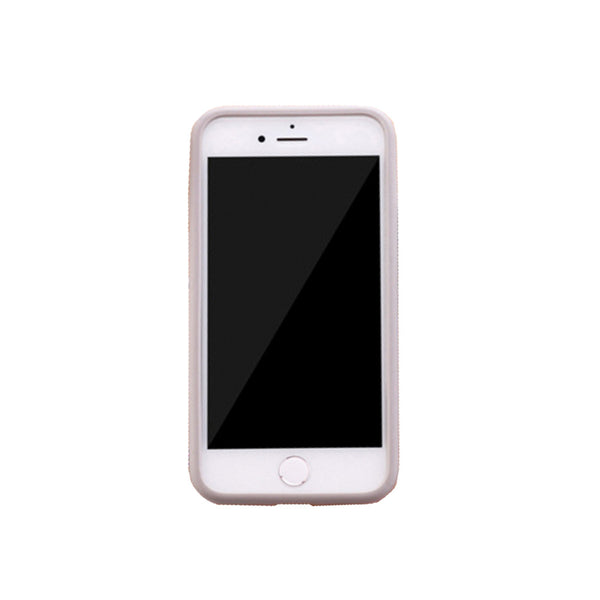 Color Combo iPhone 7 Frame Case (White & Black)