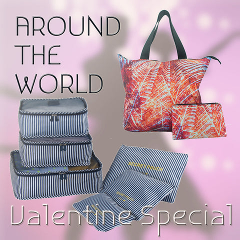 "Loving Season - ""Around The World""  Special Gift Set"