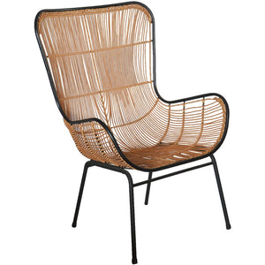 Chair Curved (Natural)