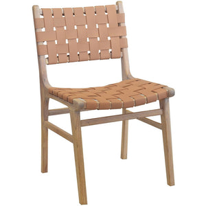 Chair Numadu Wood & Leather