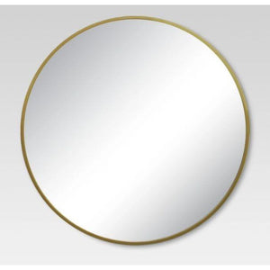 Mirror Gold Round (XLRG 1.2mD)