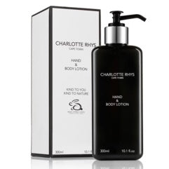 CHARLOTTE RHYS: Perfumed Body Lotion and Liquid Soap (ST. Thomas)