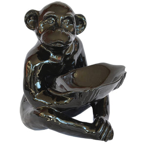 Ceramic Gin Bar Monkey Bowl (XLRG)