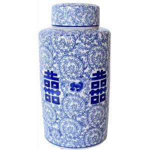 Ginger Jar Chinese Tall