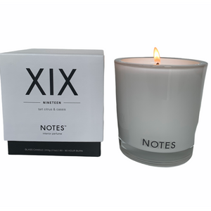 NOTES BOUTIQUE COLLECTION: Scented Candles