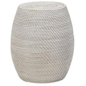 Stool Rattan Drum (Various)