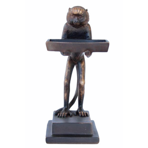 Business Card Holder Monkey