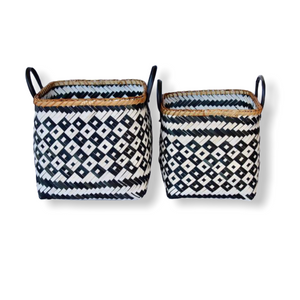 Baskets Tribal Diamond S/2