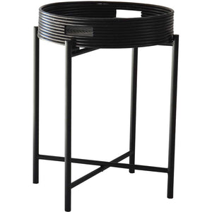 Ralph Table Tray (Black) MED