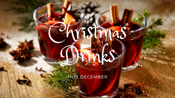 Christmas Drinks this December