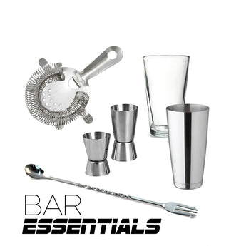 Bartending Essential: Premium Boston Set