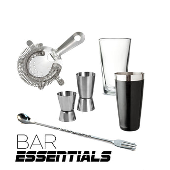 Bartending Essential: Premium Vinyl Boston Set