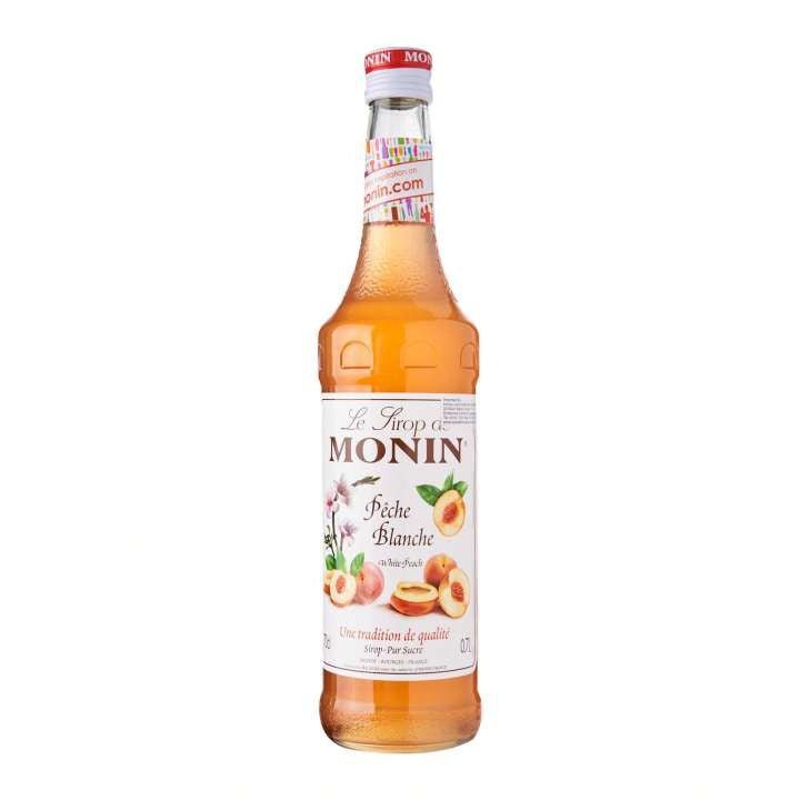 MONIN White Peach Syrup