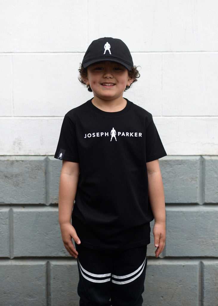 Joseph Parker Youth Tee (Black)