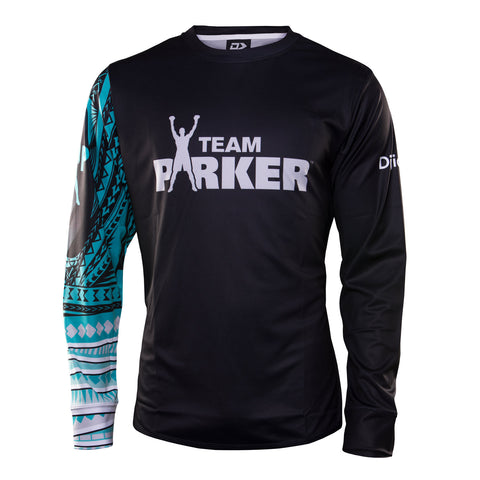 Joseph Parker Long Sleeve Training Tee
