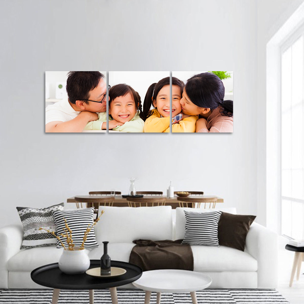 Custom Panoramic Canvas Photo Prints