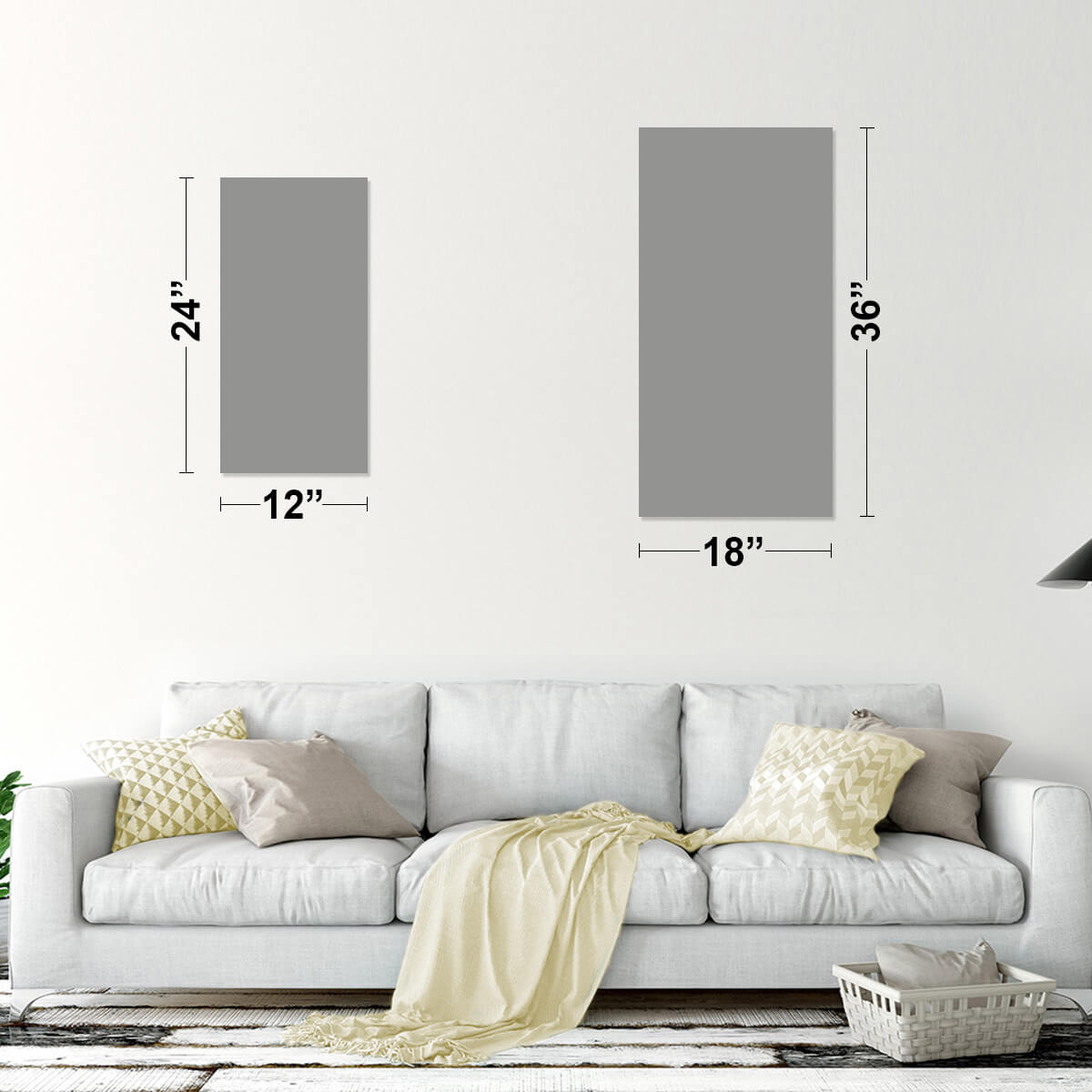 Music Fusion Canvas Set Wall Art
