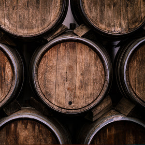Barrels - Wine Canvas Wall Art Sub Collection