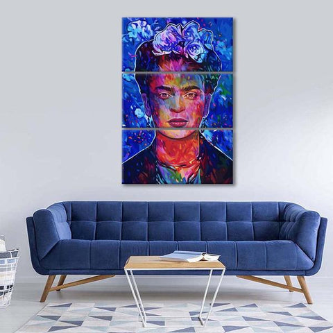Frida Multi Panel Canvas Wall Art