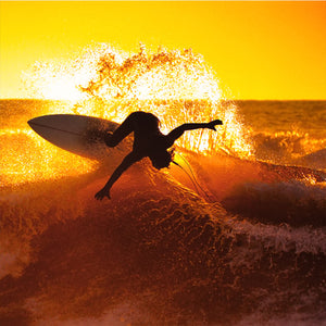 Surfer - Surfing Canvas Wall Art Sub Collection