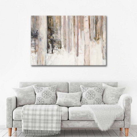 home decor, winter, neutral, gray, art, wall art, canvas