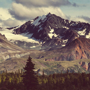 Mountains - Nature Canvas Wall Art Sub Collection