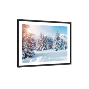 Framed Print Horizontal