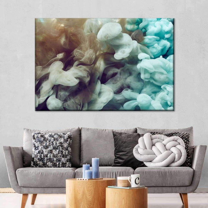 Life In Color Multi Panel Canvas Wall Art